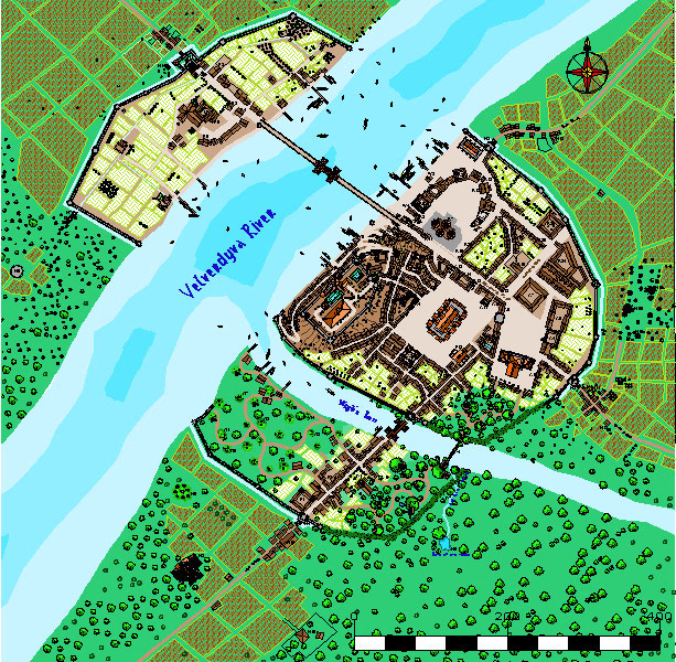 The City of Verbobonc
